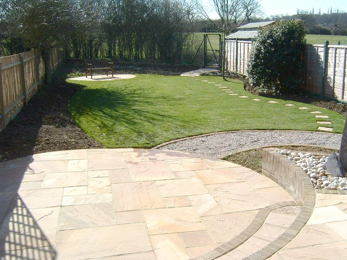 Landscaping and garden design herefordshire worcestershire for Garden design gloucestershire